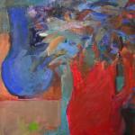 'Red 2 Blue' (2006) 59x44cm